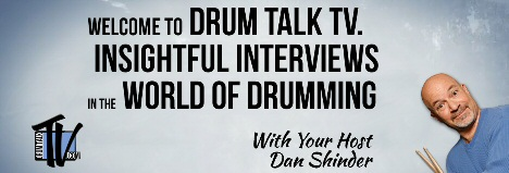Drum Talk TV - Dan Shinder